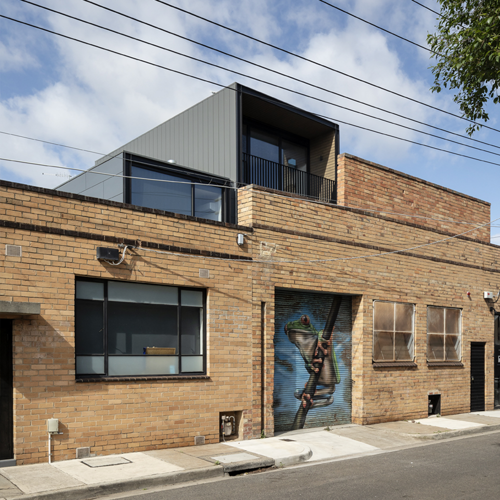 Taylor Reynolds Architects - Brunswick Warehouse