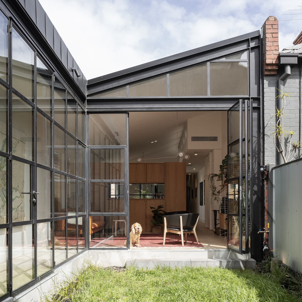 Taylor Reynolds Architects - Fitzroy Terrace