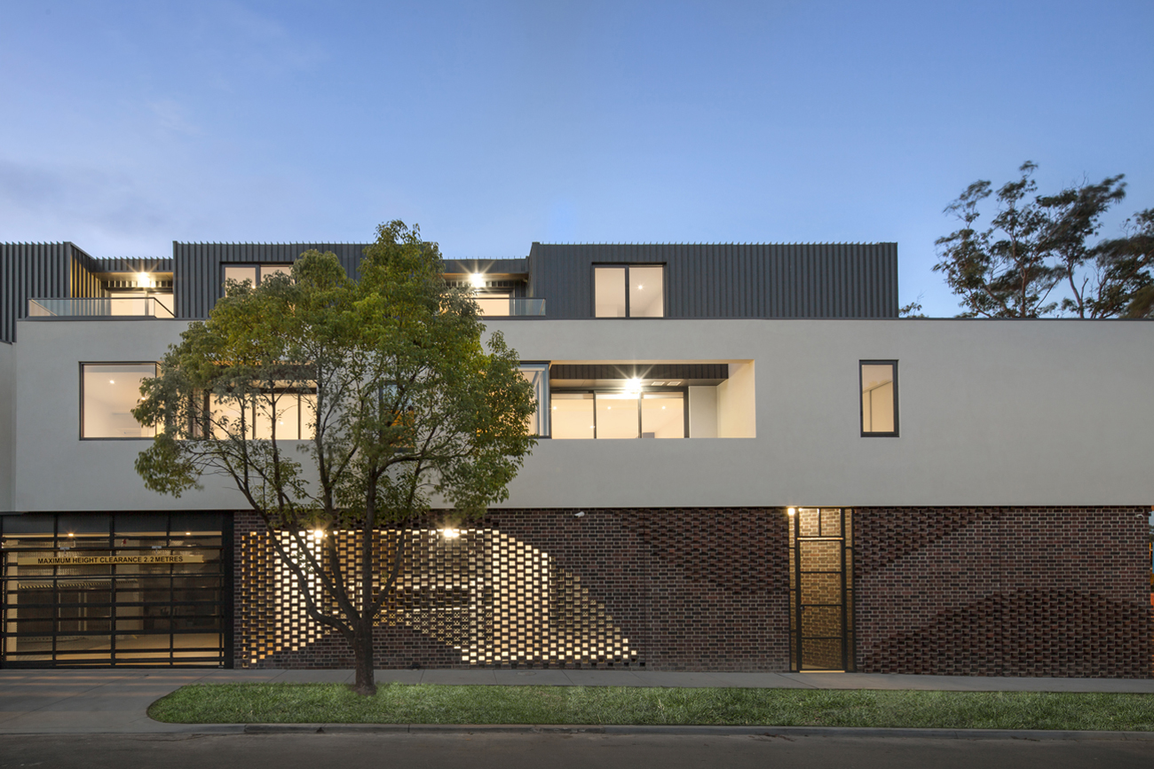Taylor Reynolds Architects - Glen Iris Apartments