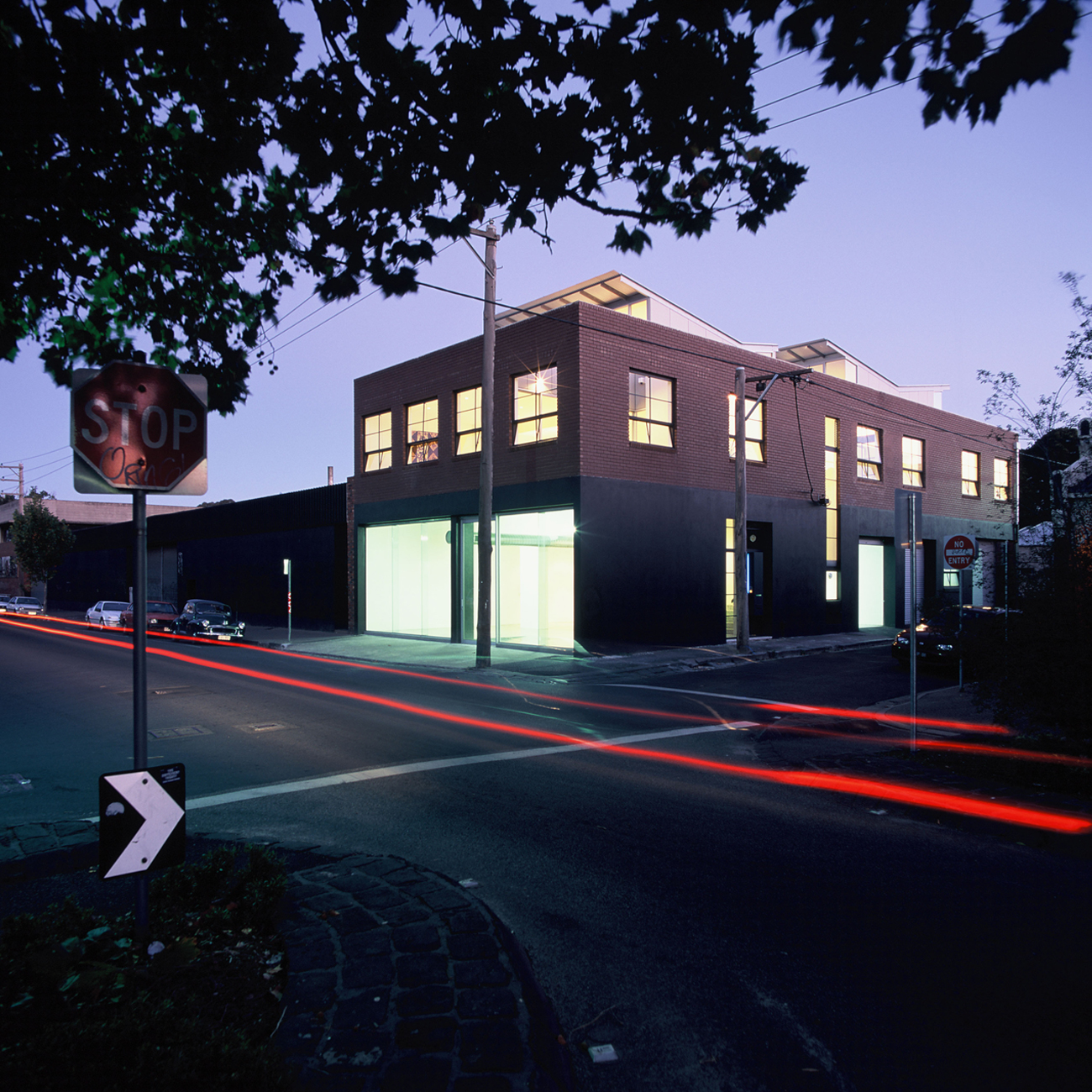 Taylor Reynolds Architects - Kerr Street, Mixed-Use