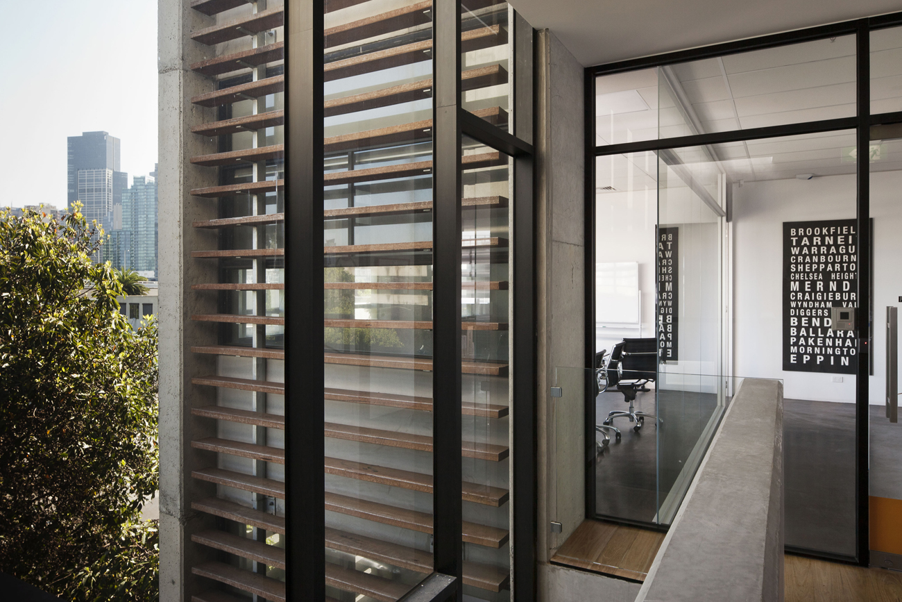 Taylor Reynolds Architects - Market Street Offices