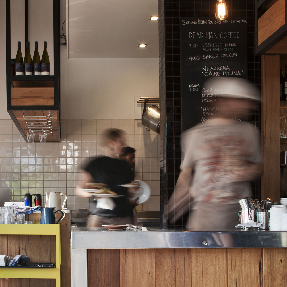 Taylor Reynolds Architects - South Melbourne Café
